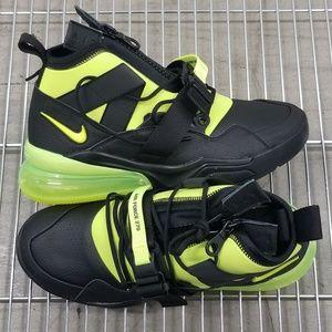 Nike Air Force 270 Utility Volt Black